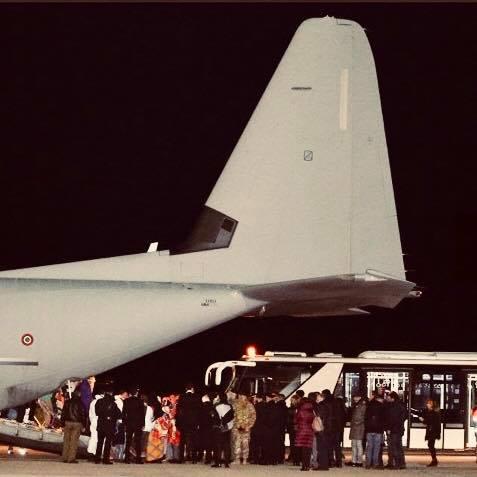 Il primo corridoio umanitario aperto fra Italia e Libia