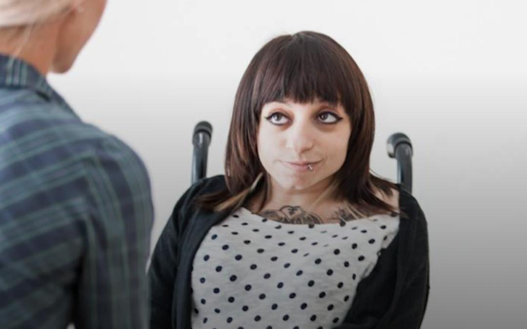 Sesso e disabili, un documentario per rompere il tabù