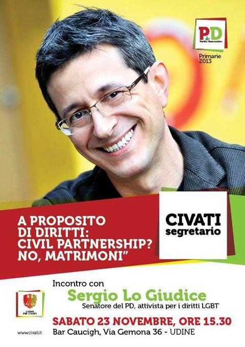 Udine 23 novembre