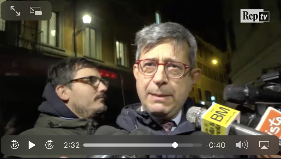 Casini a Bologna? La mia intervista a Repubblica.it