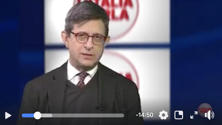 Repubblica TV, la notte della diretta elettorale